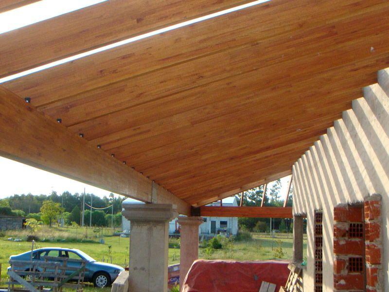 techos de madera artero maderas techos y aberturas de